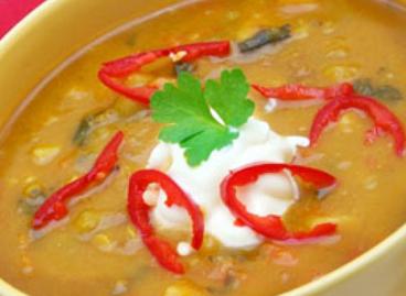 Santa Fe Tortilla Soup